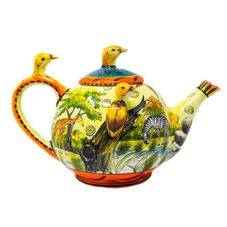 Large Masterpiece Teapot