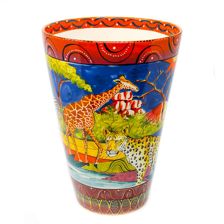 Bwana Vase