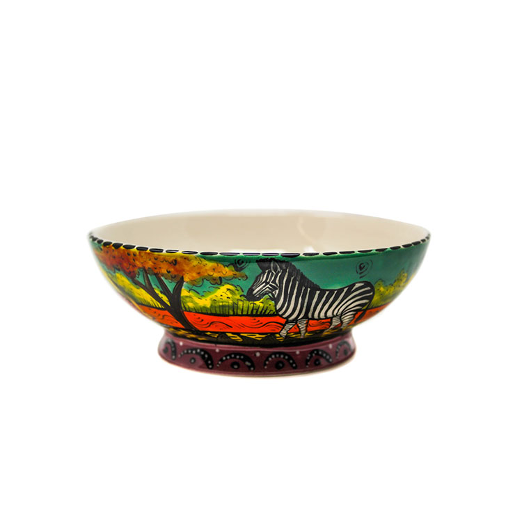 Small Rice Bowl – White Center